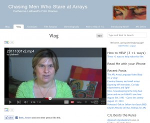 vlog2 300x246 The APL Array Language Video Blog!