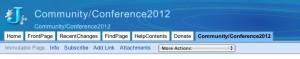 J conference July 23/24, 2012